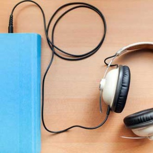 A local library as a source of audio books